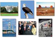 Historical america language cards  set of 34