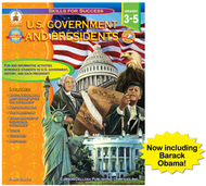 Us government and presidents gr 3-5