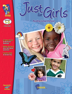 Just for girls reading  comprehension gr 1-3