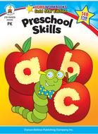 Preschool skills home workbook  gr pk