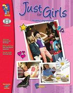 Just for girls reading  comprehension gr 6-8