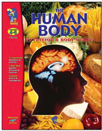 The human body gr 4-6