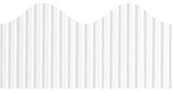 Bordette 2 1/4x 50ft white