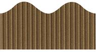 Bordette 2 1/4x 50ft brown