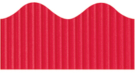 Bordette 2 1/4 x 50in flame red