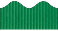 Bordette 2 1/4x50ft emerald green
