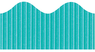Bordette 2 1/4 x 50ft azure blue