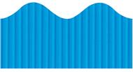 Bordette 2 1/4 x 50ft brite blue