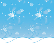 Fadeless 48x12 winter time 4rl/ctn
