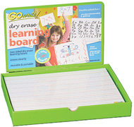 Gowrite learning board display 60  boards 12 x 9
