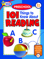 101 things to know about reading  pre k