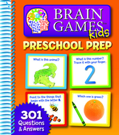 Brain games preschool prep
