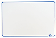 Quartet lap boards dry erase blank  12x18