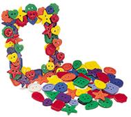 Craft buttons-1/2lb