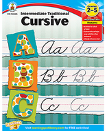 Intermediate traditional cursive  gr 2-5