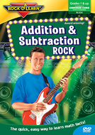 Addition & subtraction rock dvd