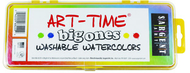 4 art time big ones washable  watercolors