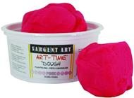 1lb art time dough - pink