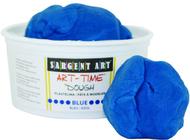 1lb art time dough - blue