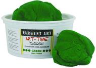 1lb art time dough - green