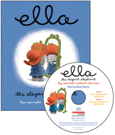 Ella the elegant elephant carry  along book & cd