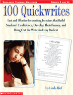 100 quickwrites