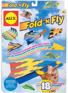 Fold n fly paper airplanes