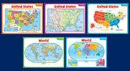 Teaching maps bb set