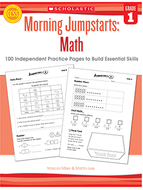 Morning jumpstarts math gr 1