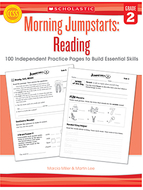 Morning jumpstarts reading gr 2