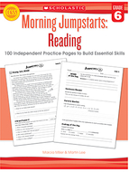 Morning jumpstarts reading gr 6