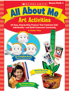All about me art activities gr pk-1