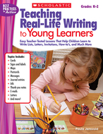 Teaching real life writing to young  learners