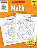 Scholastic success with math gr 3