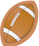 Football mini notepad