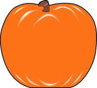 Notepad mini pumpkin