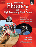 Increasing fluency w high frequency  word phrases gr 5