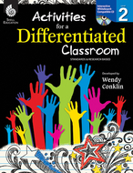 Activities for gr 2 differentiated  classroom