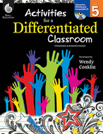 Activities for gr 5 differentiated  classroom