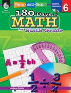 180 days of math gr 6
