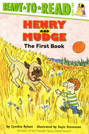 Henry and mudge the first book of  their adventures