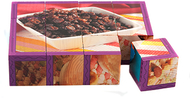 Snacks cube puzzle