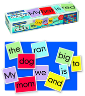Sight words card set