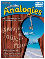 Unlocking analogies middle school