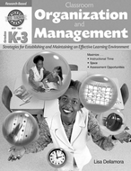 Classroom organization and  management