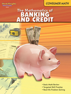 The mathematics of banking and  credit gr 6 & up