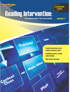 Reading intervention gr 7  foundations for success