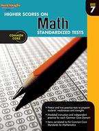 Higher scores on math gr 7