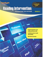Reading intervention gr 6  foundations for success
