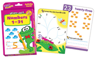 Numbers 1-31 wipe off activity  cards